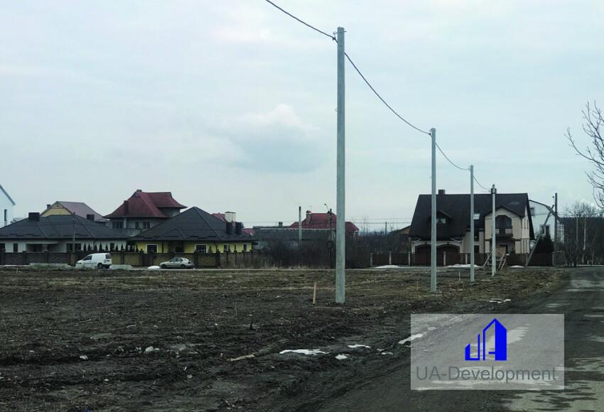 Земельна ділянка 8,5-10 сот. вул. Серпанкова, м. Рівне